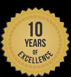 10 Years Award